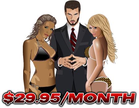 Premium Pimp - $29.95 / Month